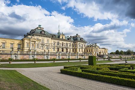 drottningholm palace unesco world heritage site