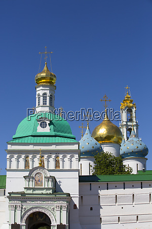 holy gate the holy trinity saint