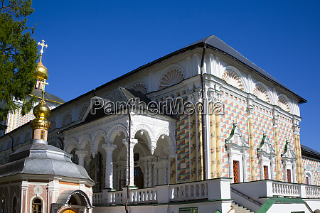 st sergius church the holy trinity