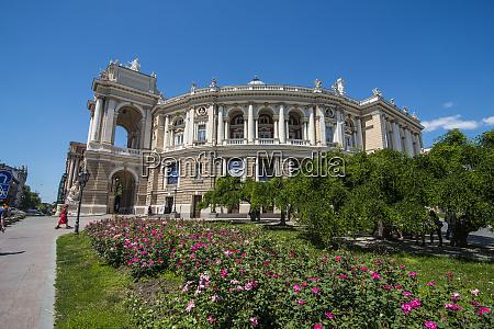 odessa national academic theater of opera