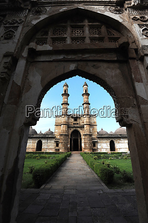 jami masjid built in 1513 taking