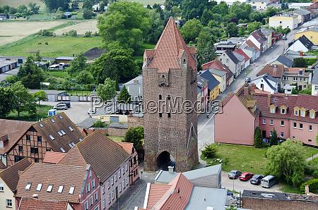 medieval fortification dammtor