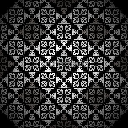 silver seamless wallpaper tile background pattern