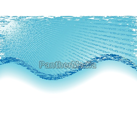 vector turquoise background