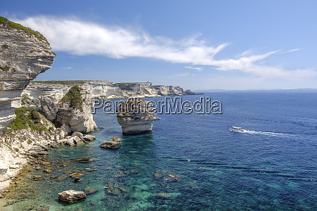corsica mediterranean coast
