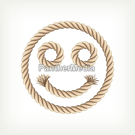 rope smiley