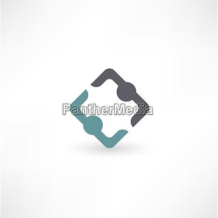 business icon transaction