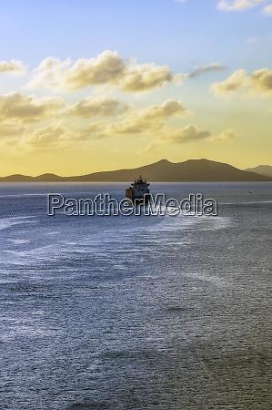new caledonia noumea tanker ship in