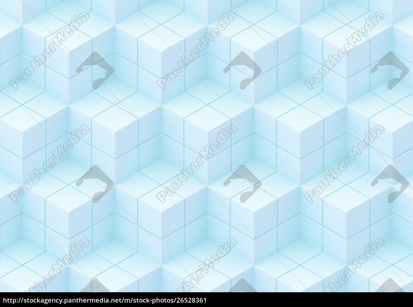 full, frame, abstract, stepped, cube, pattern - 26528361
