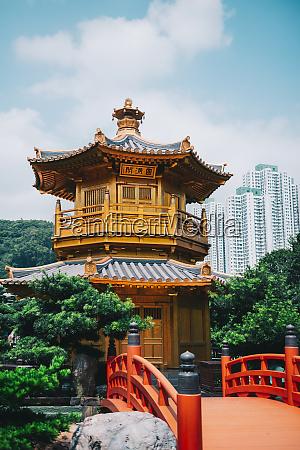 china hong kong nan lian garden