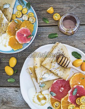 spring vitamin breakfast set thin