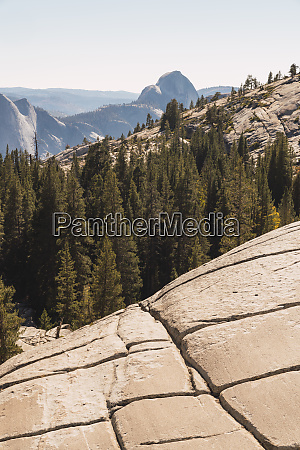 usa california yosemite national park viewpoint