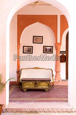 india rajasthan alwar heritage hotel ram