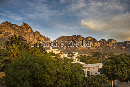 south, africa, , camps, bay, , table, mountain - 26537572