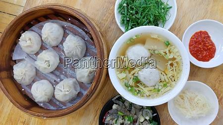 taiwanese foods dumpling house fish