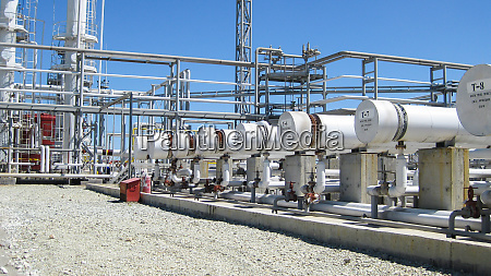 equipment for primary oil refining