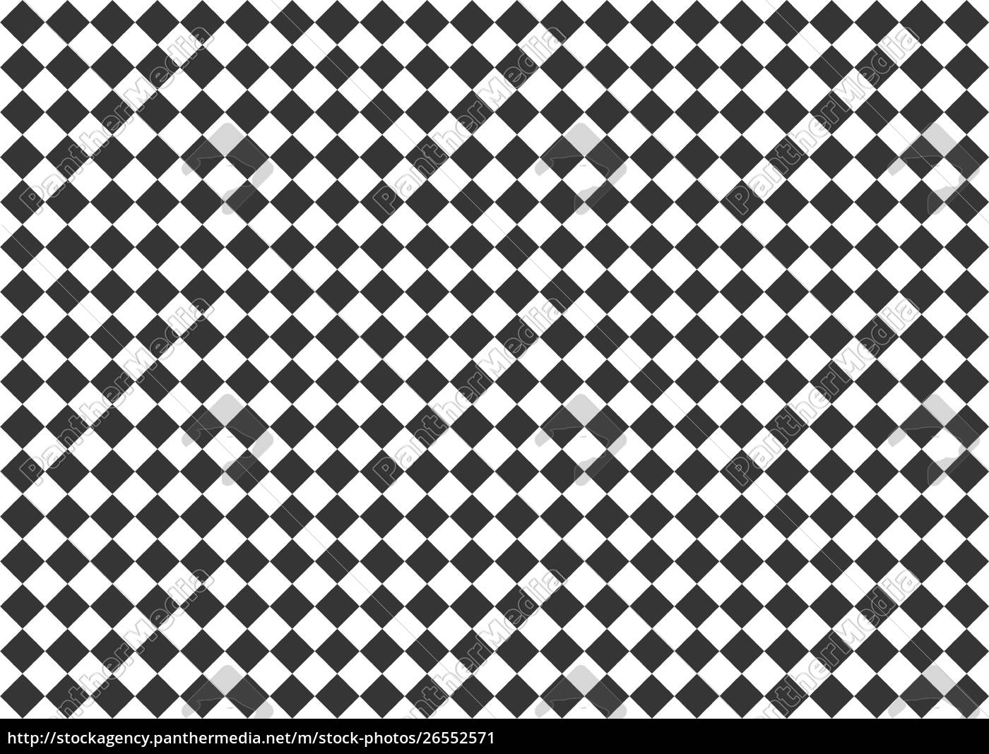 Black And White Checkered Background Texture Royalty Free Image 26552571 Panthermedia Stock Agency