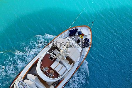 luxury yaht sea boat holiday relax