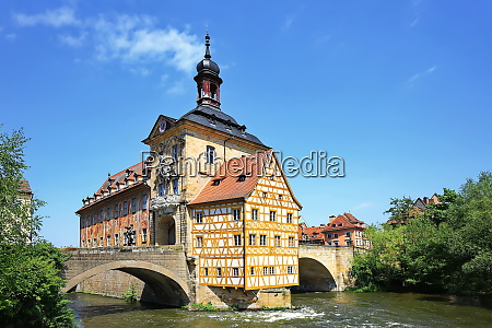 bamberg is a city in bavaria