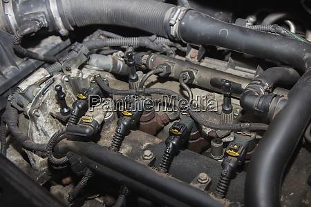 car diesel engine