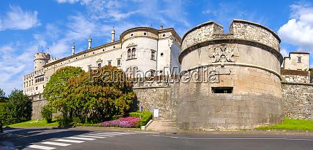 castello del buonconsiglio buonconsiglio castle