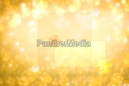abstract festive golden glitter background texture