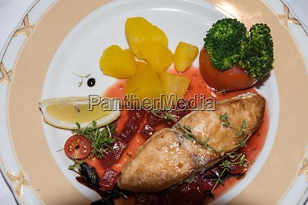 delicious fish dish birds eye