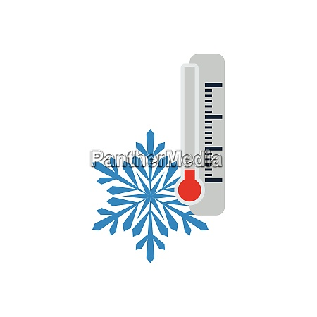 winter cold icon