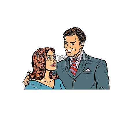 couple husband and wife
