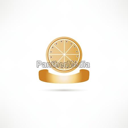bakery pizza icon