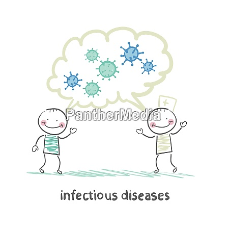 infectious diseases specialist says with a