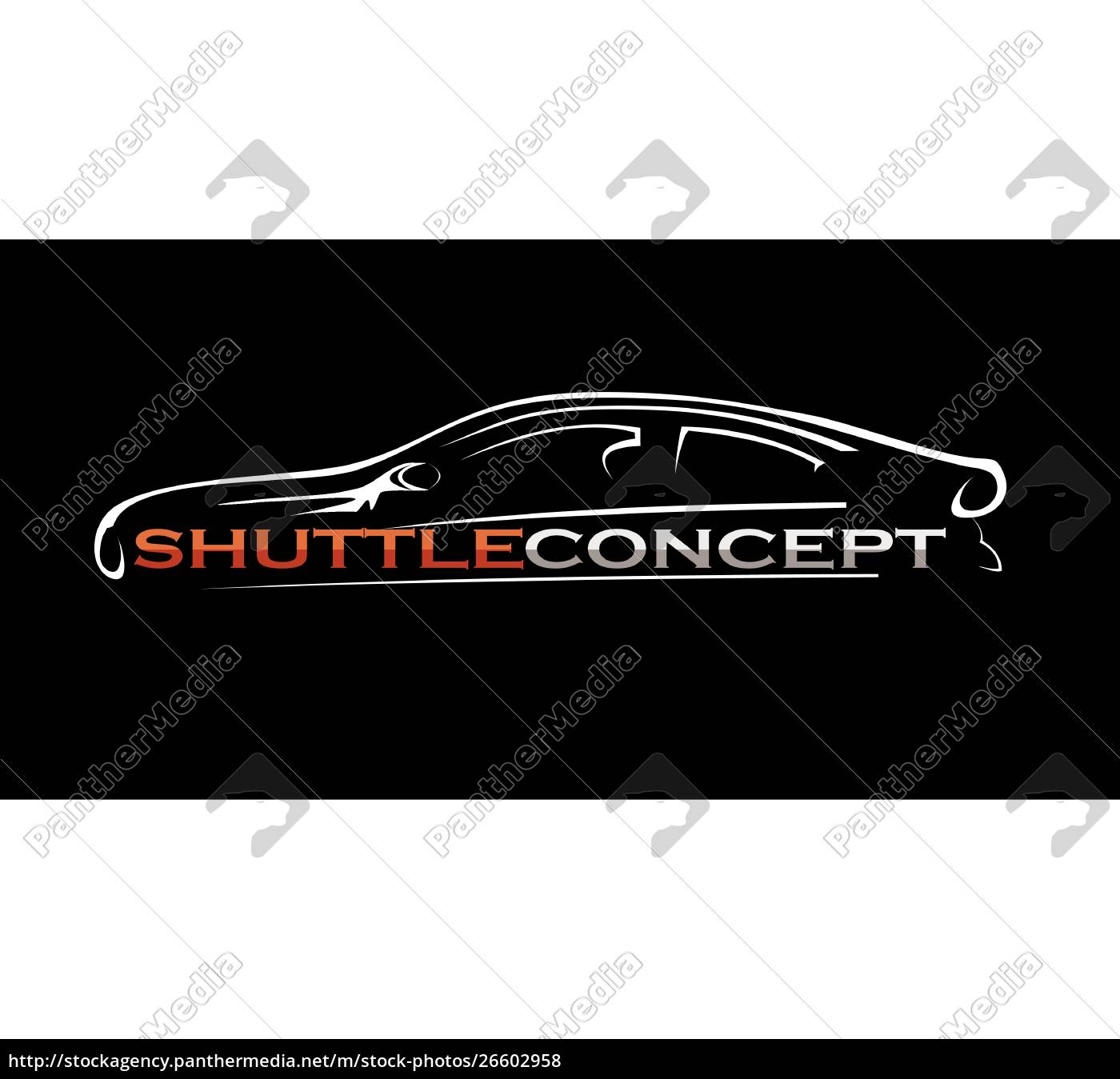 silhouette, of, the, , car, on - 26602958