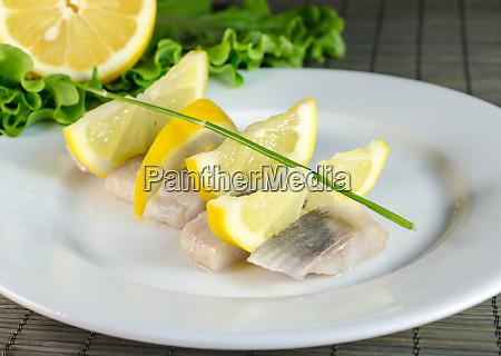 herring filet