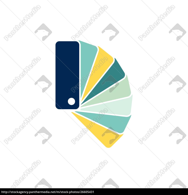 color, samples, icon - 26605431