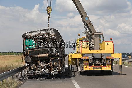 crane recovery coach
