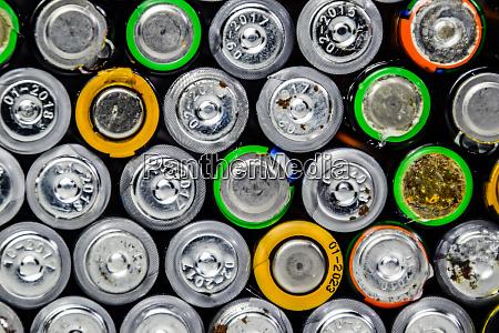 salt and alkaline batteries source of