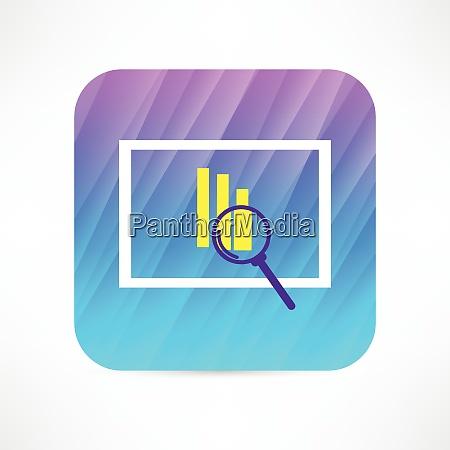 study charts icon