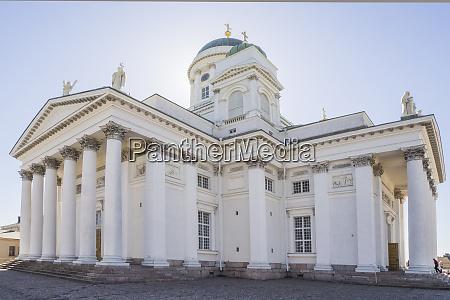 scandinavia finland helsinki senate