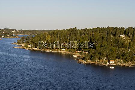 sweden stockholm archipelago
