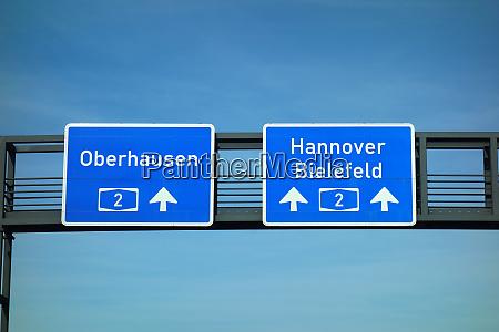 federal motorway hannover bielefeld a2