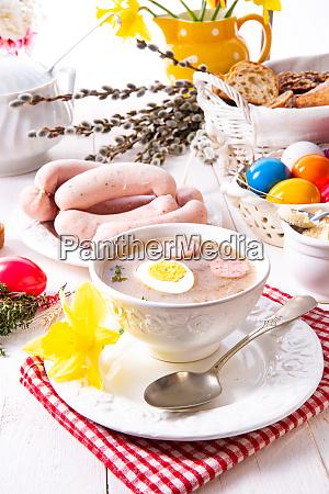 zurek delicious easter soup after polish
