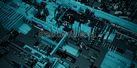 chip manufacturing industry