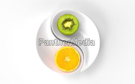 balanced health yin yang