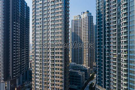 housing building facade