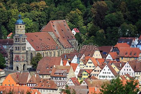schwaebisch hall is a city in