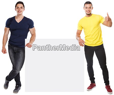 young men success successful copyspace marketing