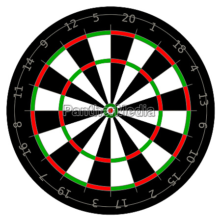 classic bullseye achievement perfect target dart