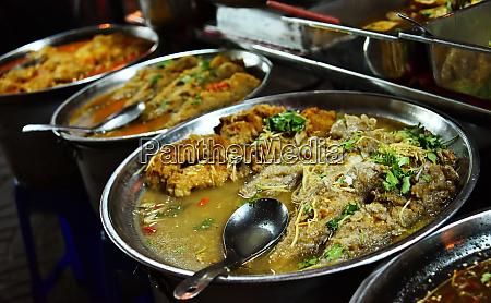 chinese street food sold in bangkok