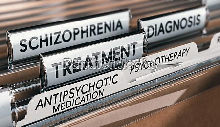 mental health conditions schizophrenia diagnosis and