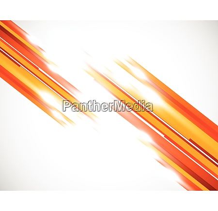 orange straight lines